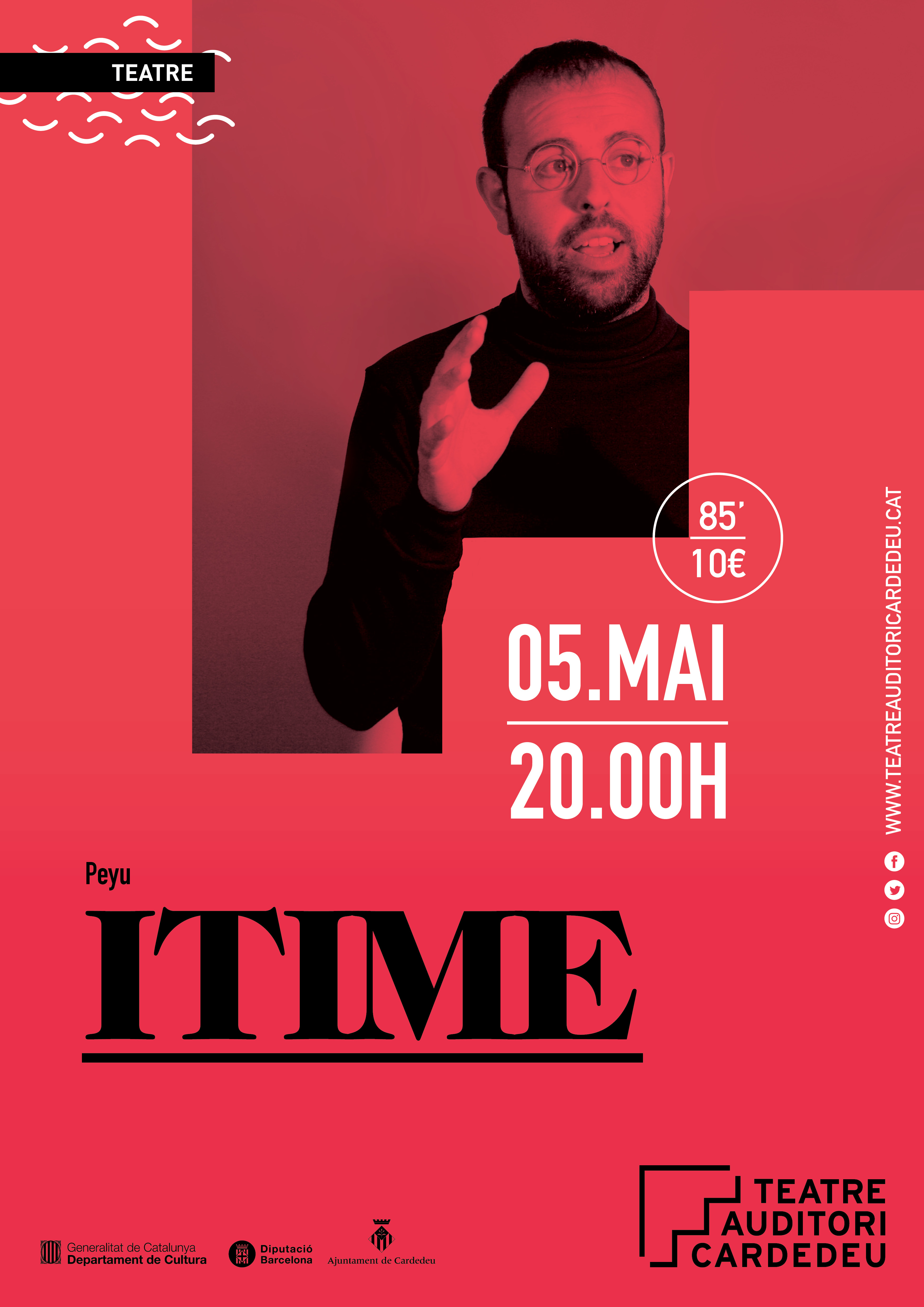 Itime: 5 de maig