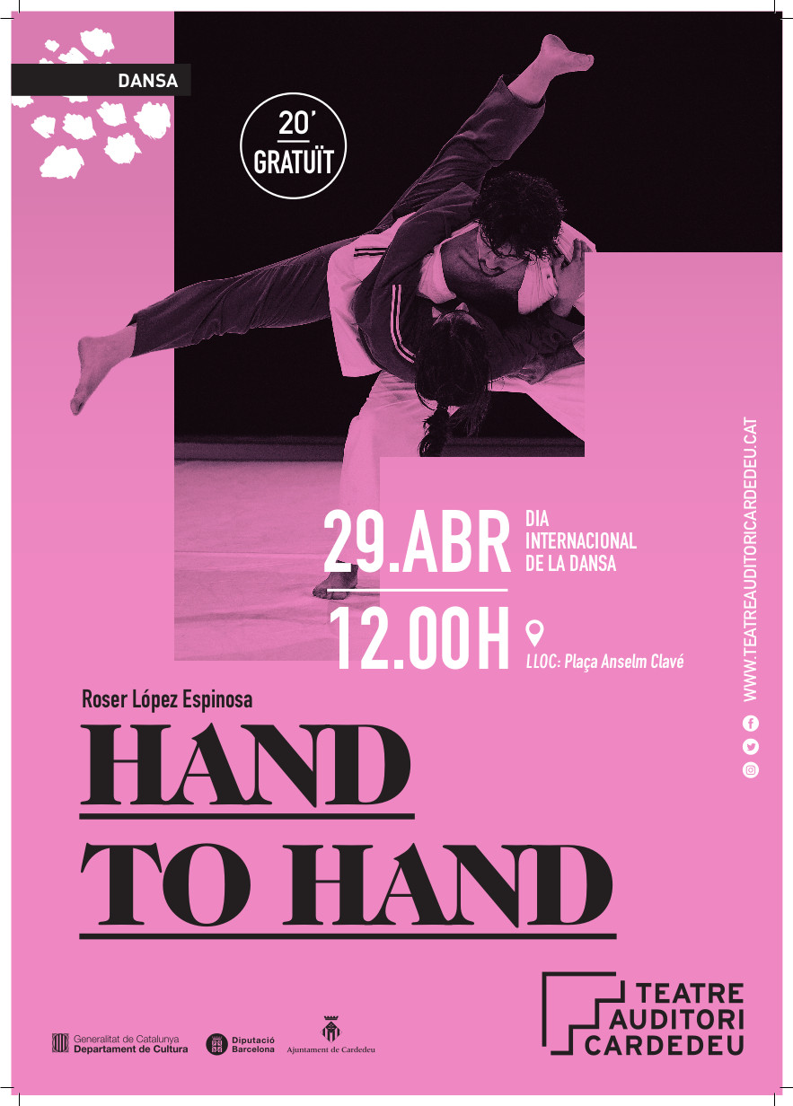 Hand to Hand: 29 d'abril