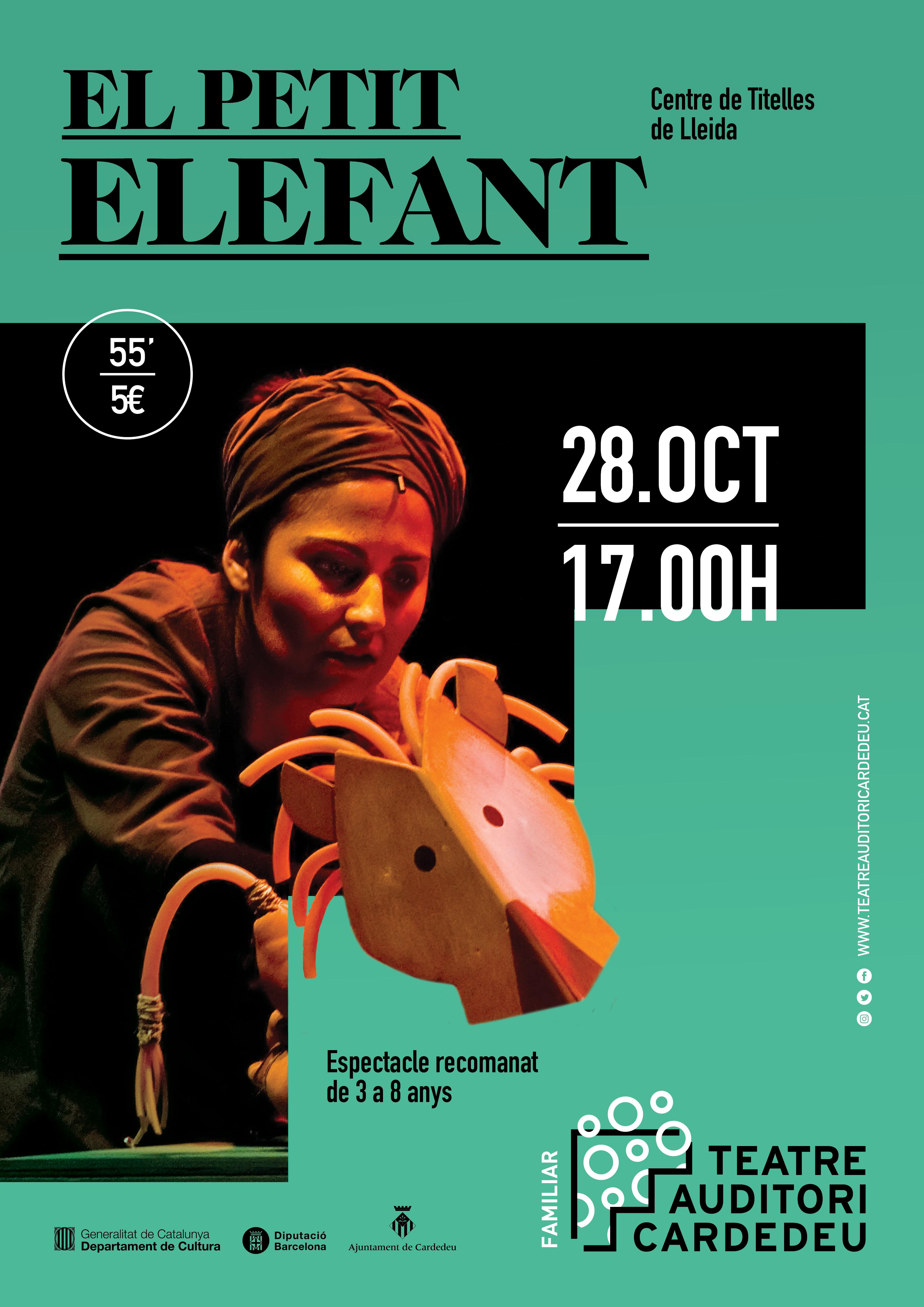 El petit elefant: 28 d'octubre