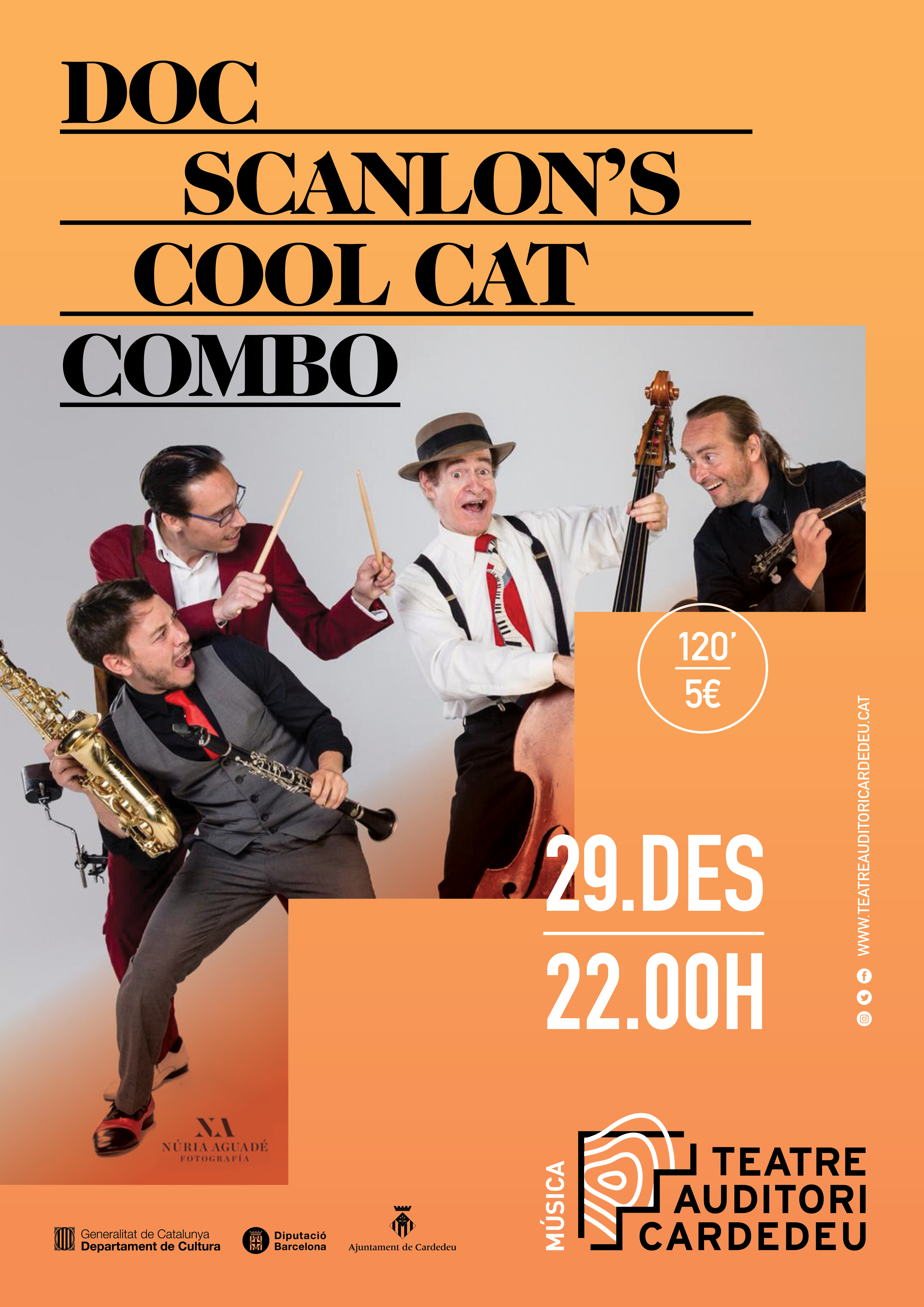 Doc Scanlon's Cool Cat Combo: 29 de desembre