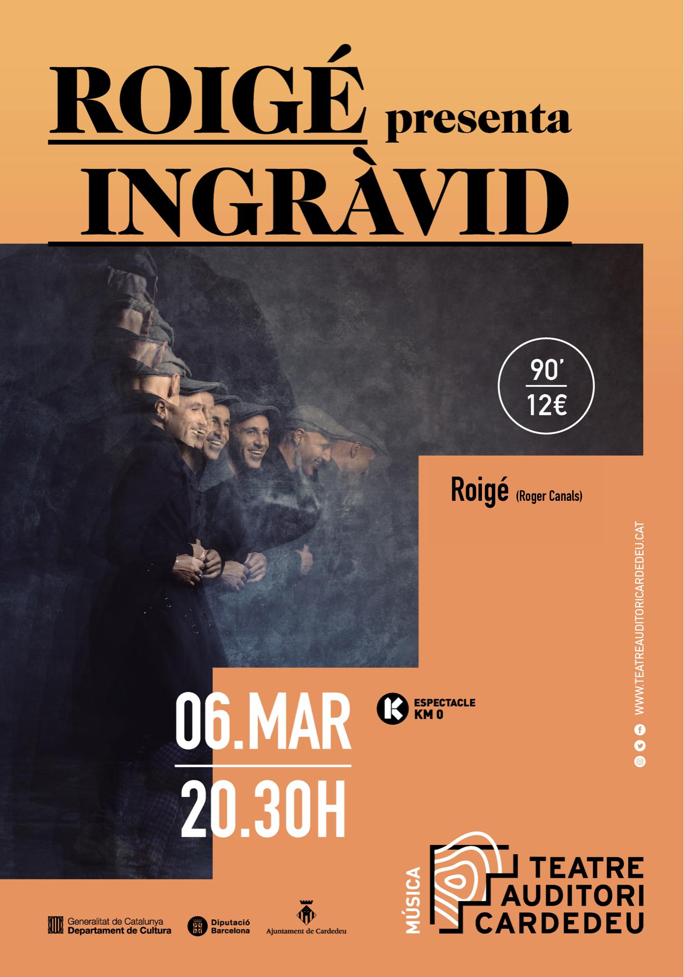 Ingràvid (Roigé): 6 de març